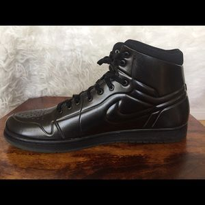 differently b720e b0b5d Jordan Shoes - Air Jordan 1 Anodized Black men s size 13